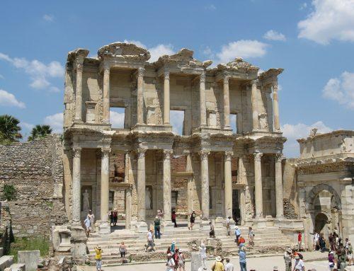 Éfeso, la historia viva de la Antigüedad