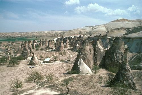 Goreme en Capadocia