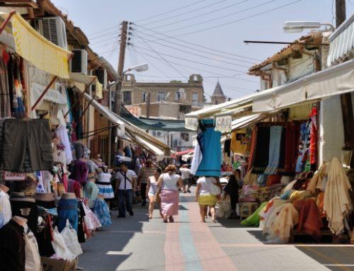 Visitando la zona turca de Chipre