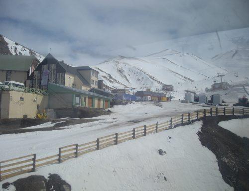 Esquiar en Turquía