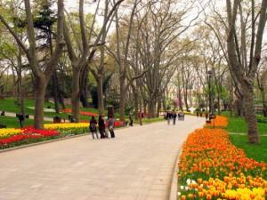 Parque Gulhane