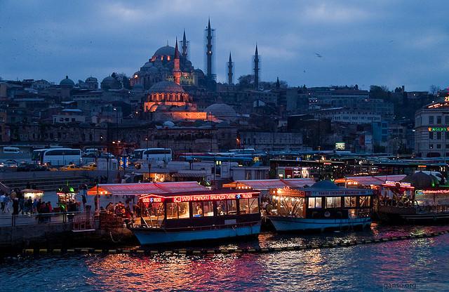 Sitios para visitar durante un viaje a Estambul