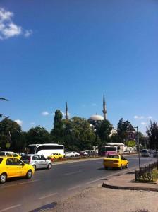 Desplazarse en Estambul