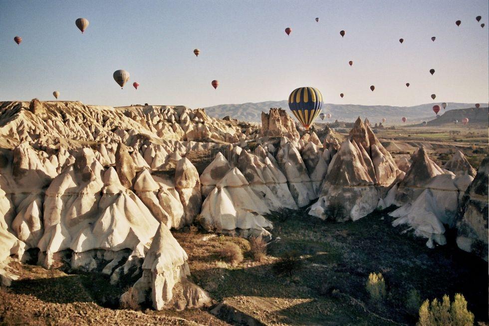 Turismo en Capadocia