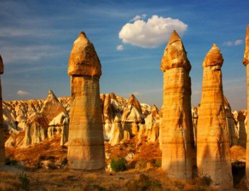 Los lugares imprescindibles de Turquía