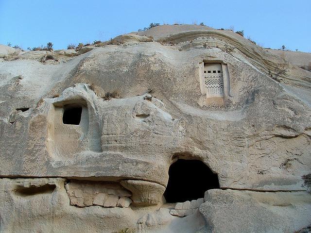 Las ciudades subterráneas de Capadocia