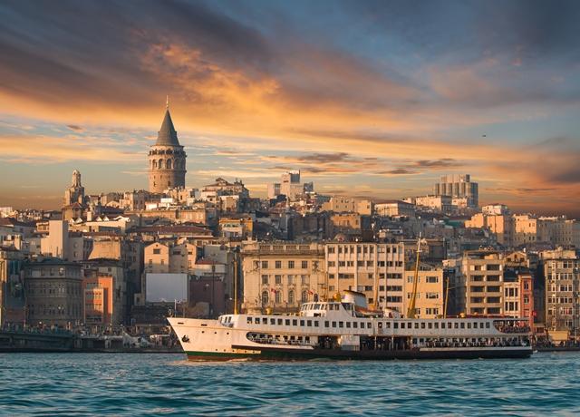 Atractivos turísticos en Estambul, Turquía