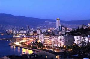 La hermosa ciudad de Izmir