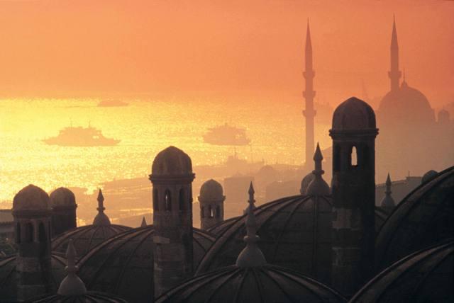 Lugares para visitar en Turquía