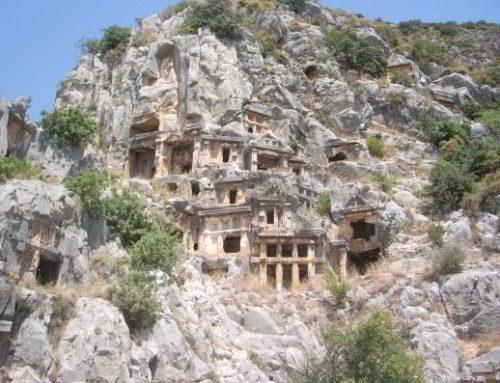 Destinos menos conocidos en Turquía