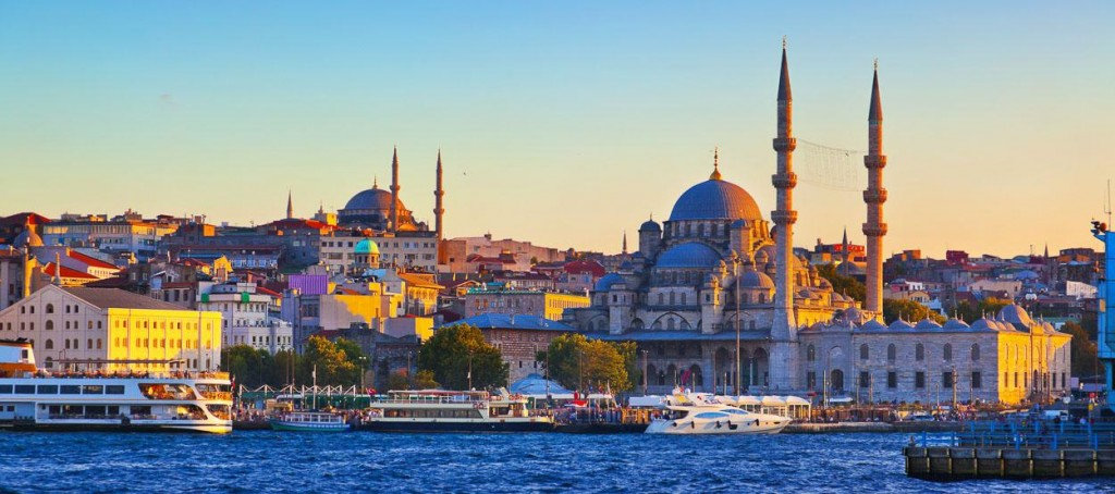 Algunos sitios para visitar en Estambul
